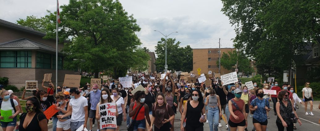 Solidarity March, June 4th 2020