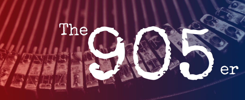 The 905er logo